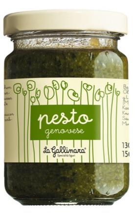Pesto Genovese La Gallinara 130g