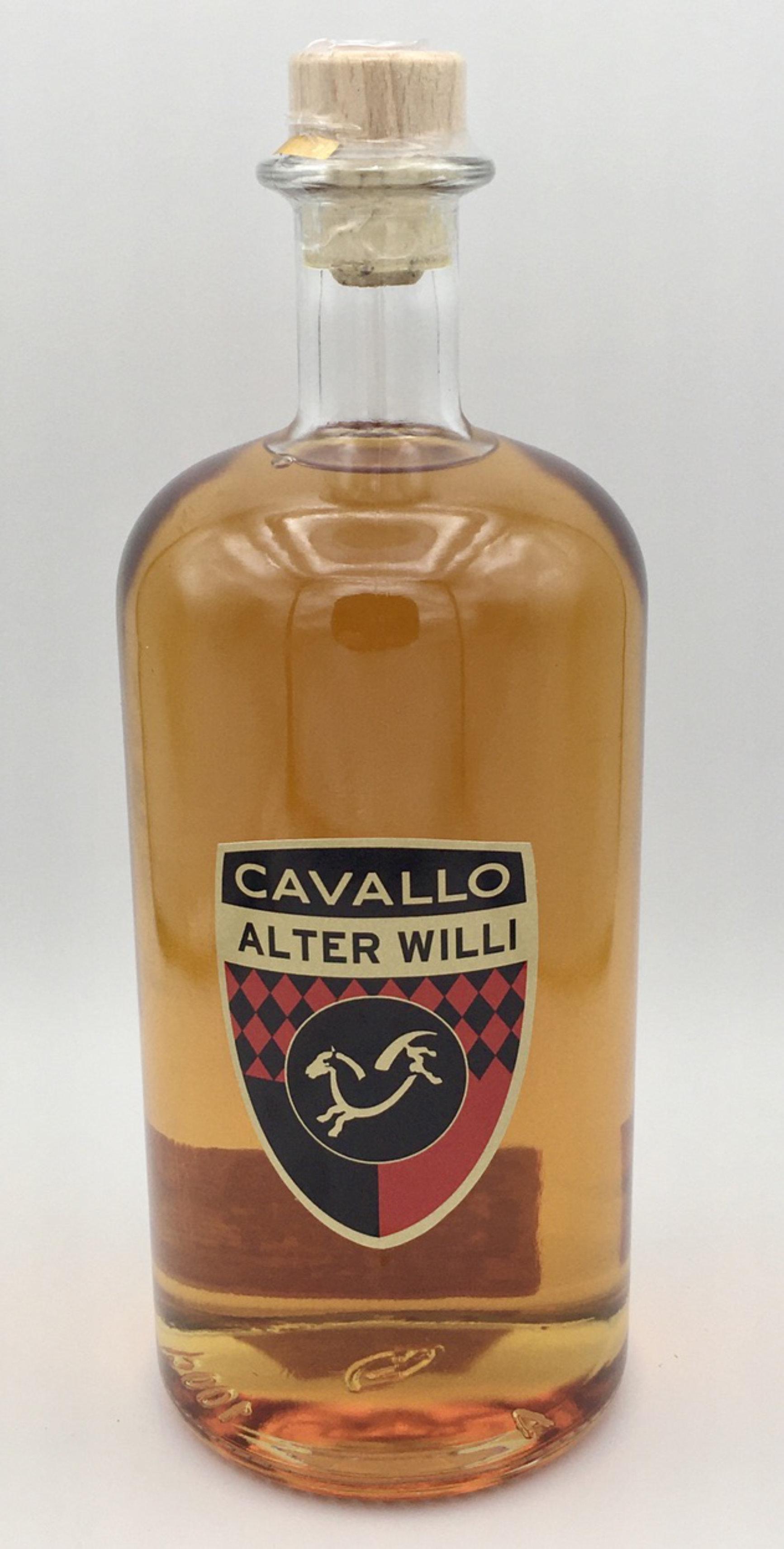 Alter Willi • 1 Liter • CAVALLO