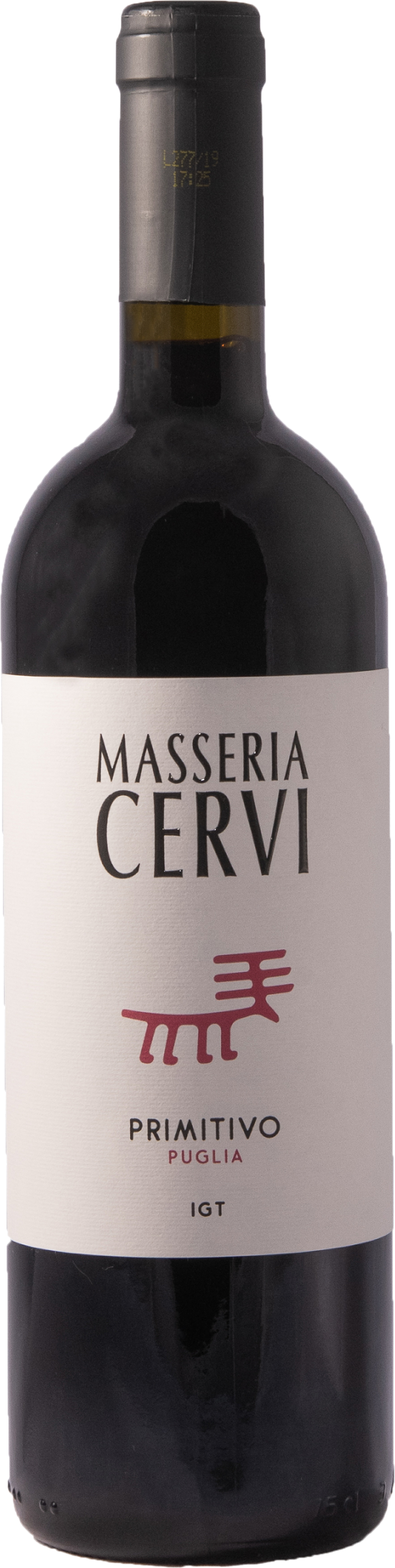 Primitivo IGT 2018 • Masseria Cervi