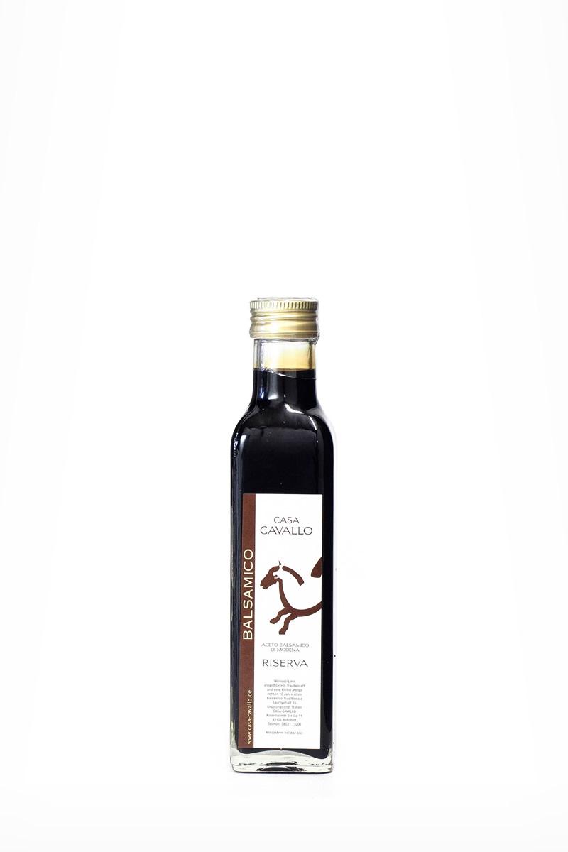 Aceto Balsamico di Modena Riserva •  0,25l