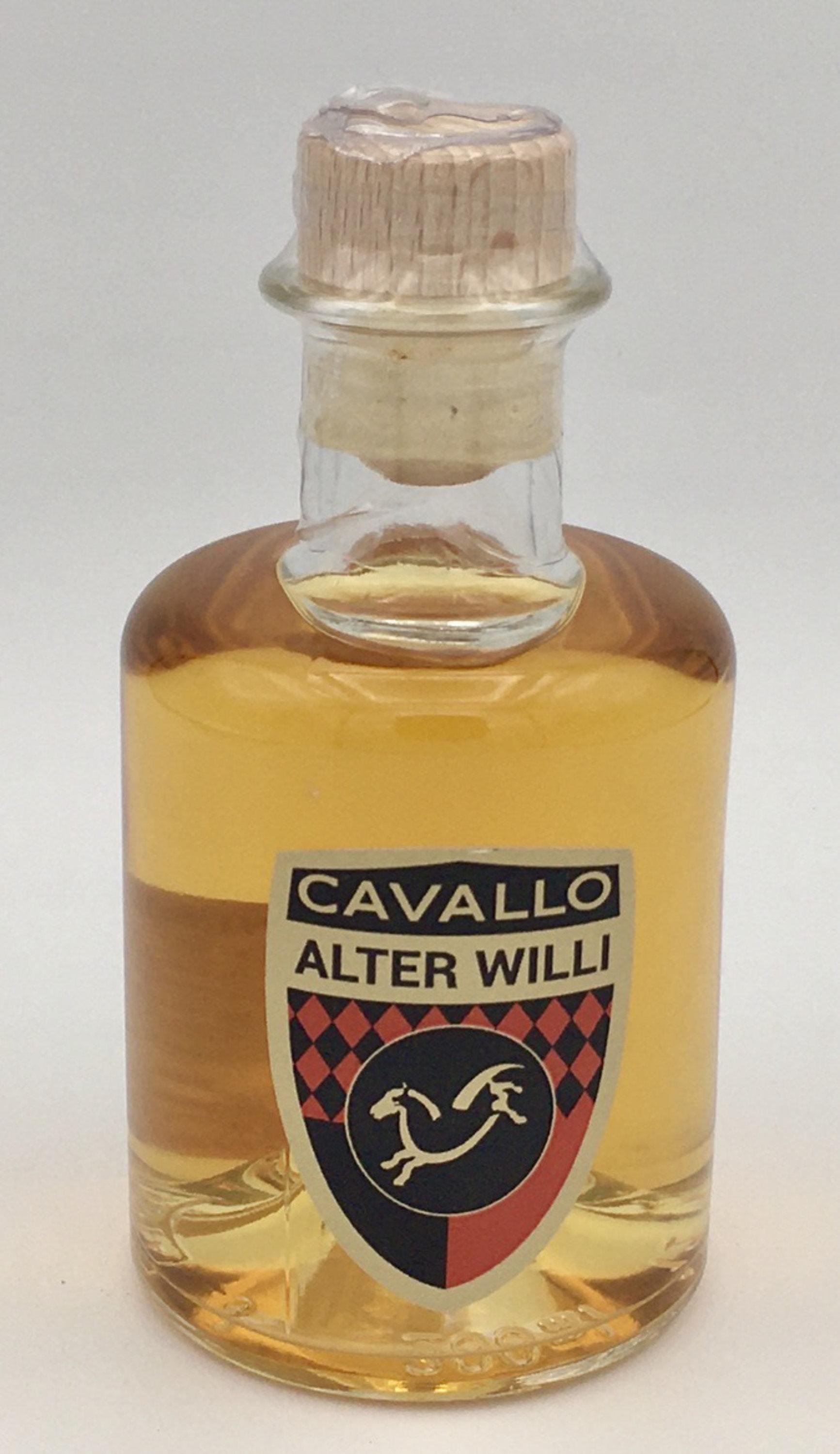 Alter Willi • 0,2l • CAVALLO