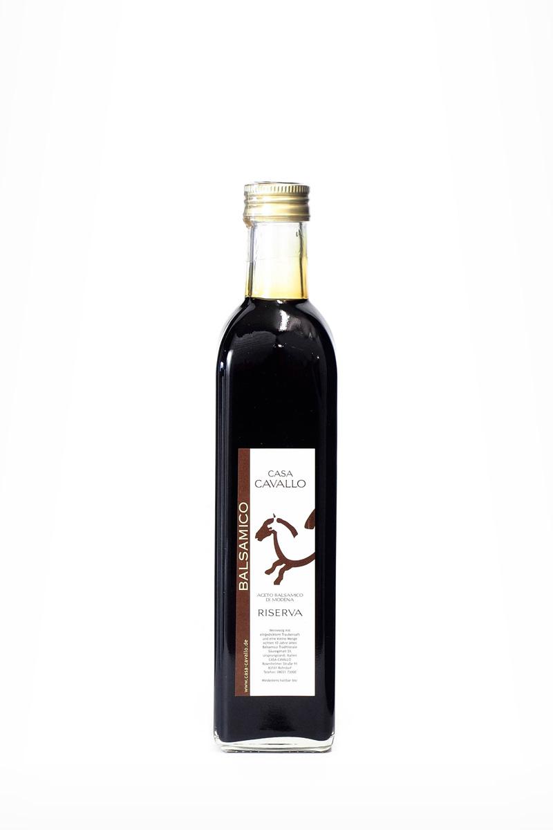 Aceto Balsamico di Modena IGP • Riserva • 0,5l