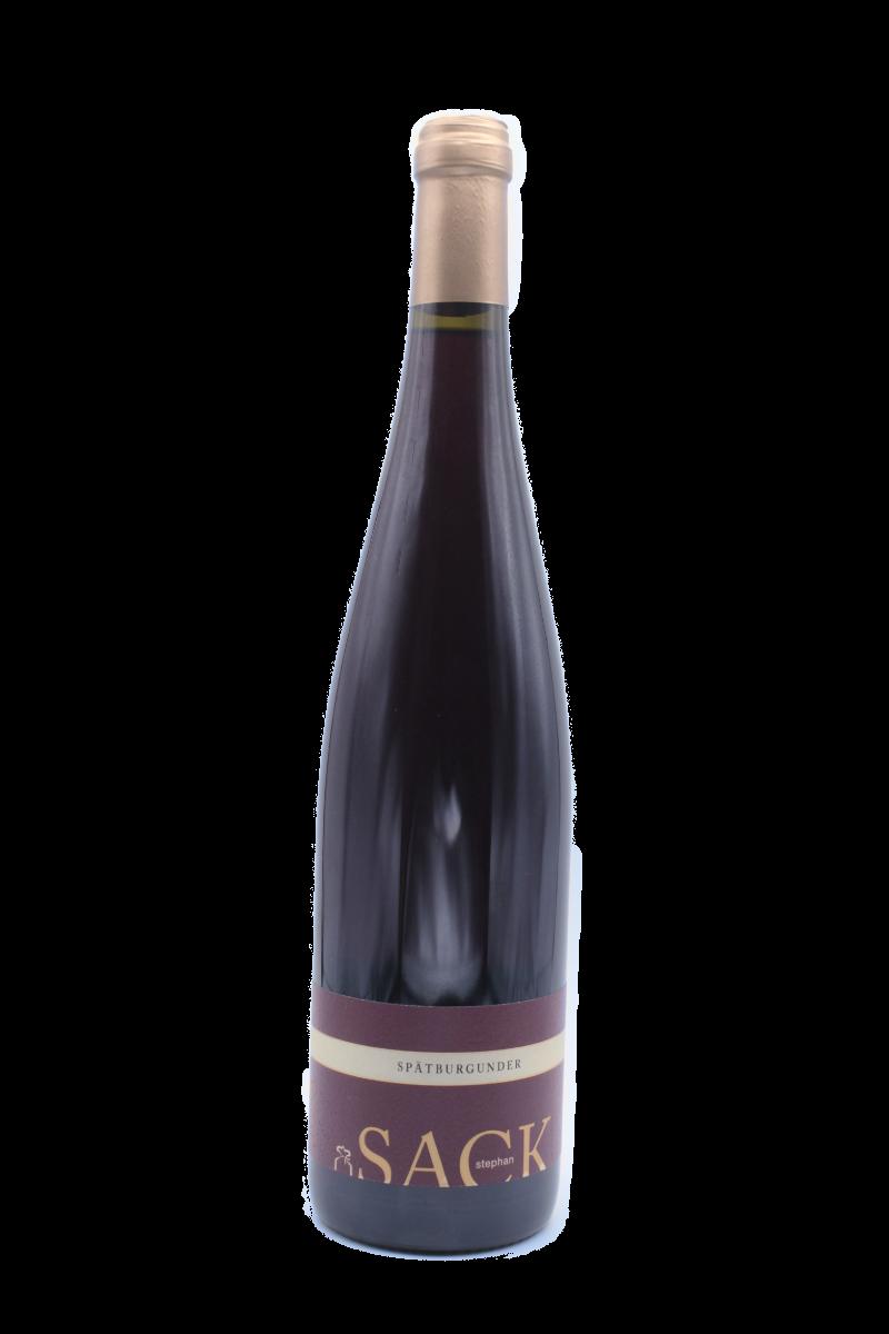 Spätburgunder • 2016 • Pinot Noir in Barrique • Sack